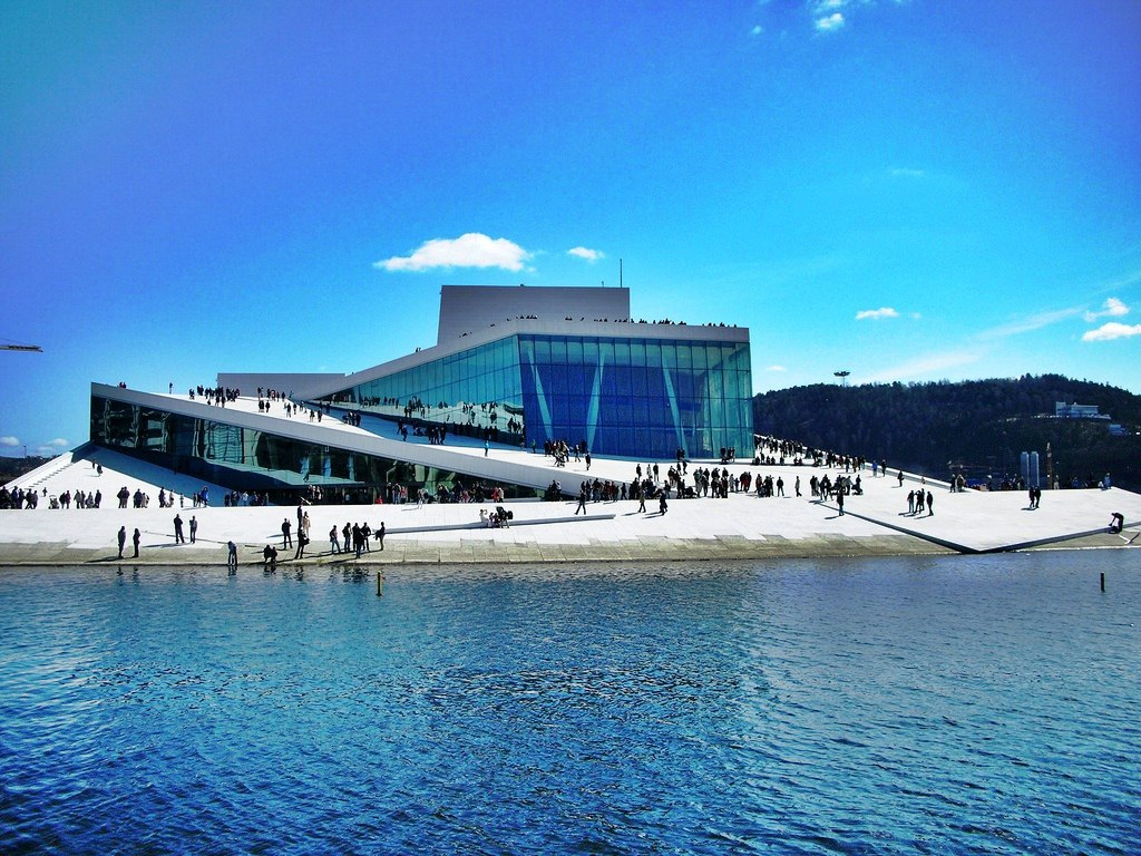 Opera din Oslo, Norvegia