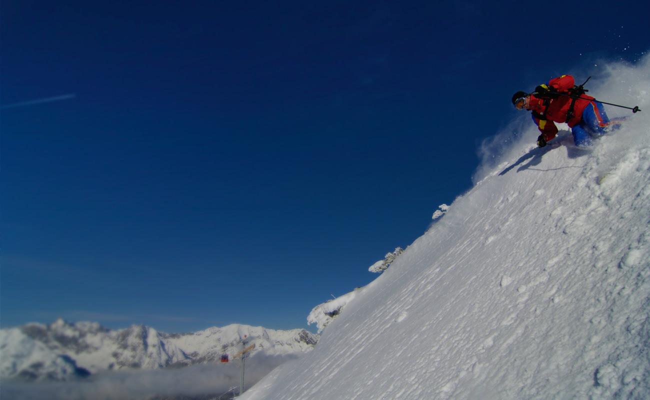 Traseu pentru schi cross – country