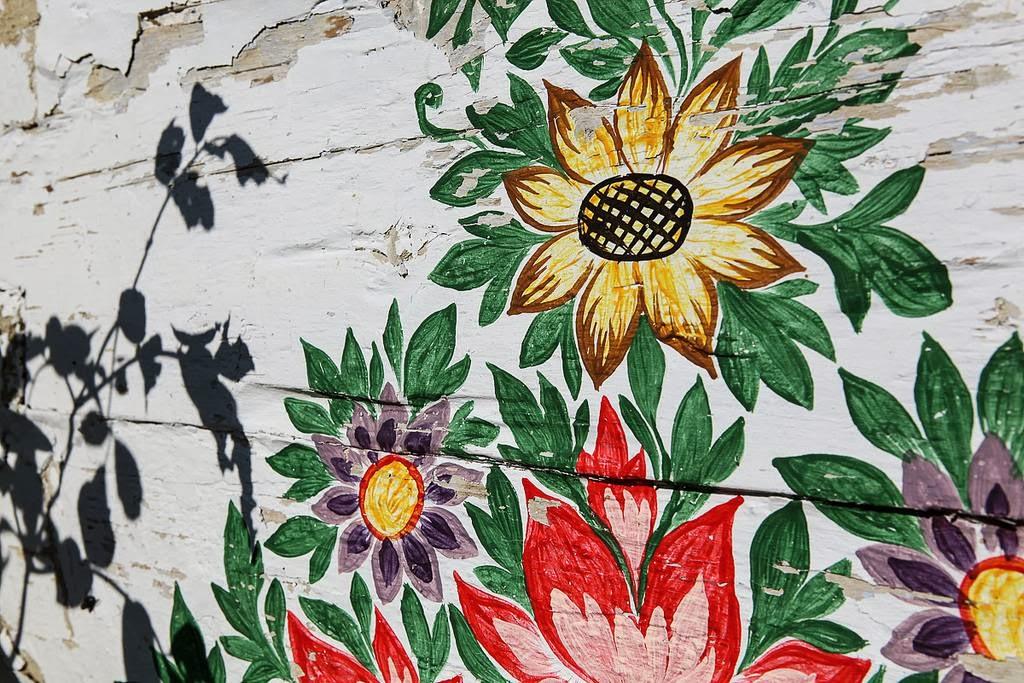Decoraţiune florală autentică