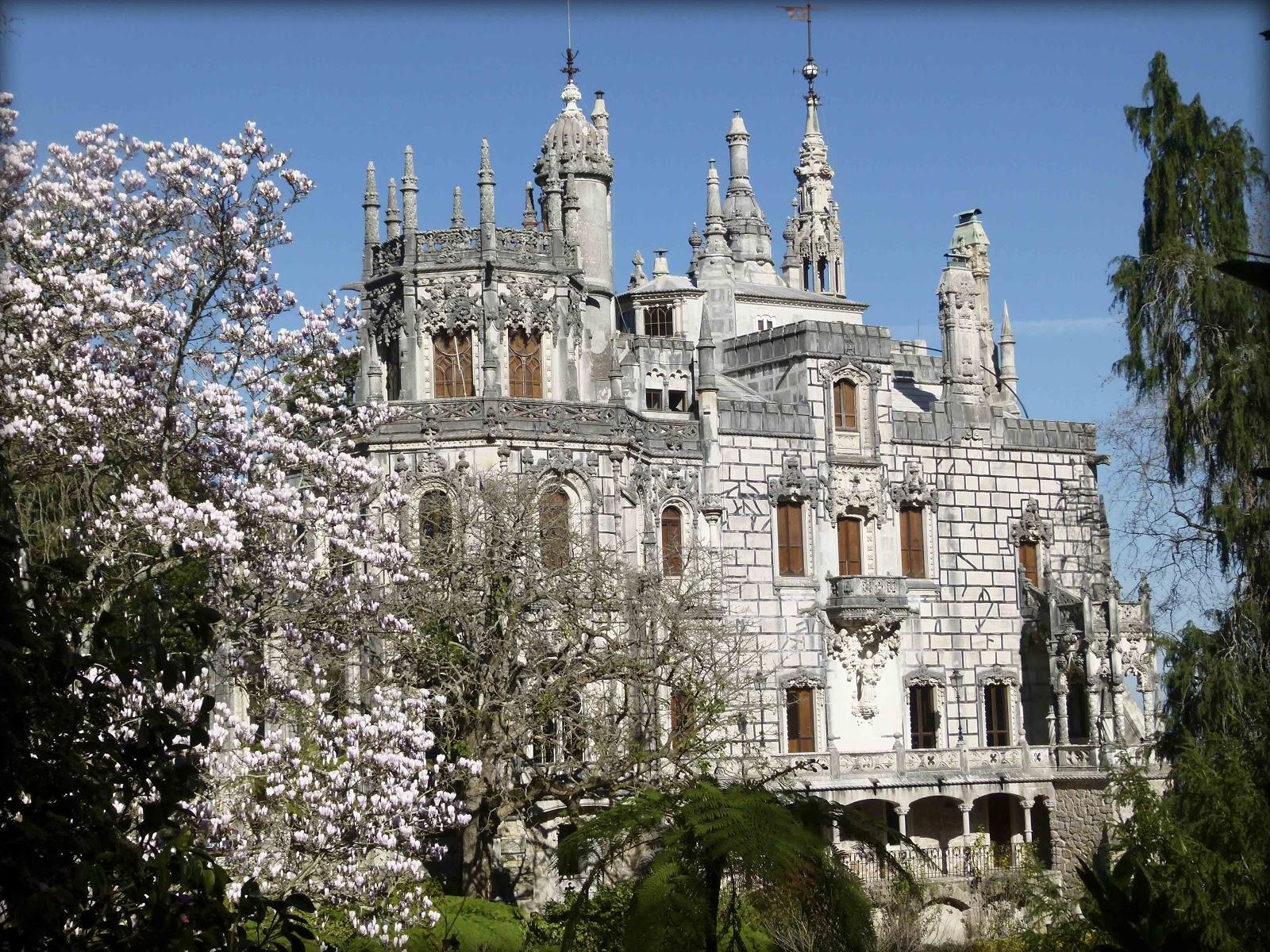 Palatul Regaleira, un palat impozant