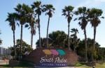 Pe Insula South Padre vei fi întâmpinat de o atmosferă relaxantă și colorată