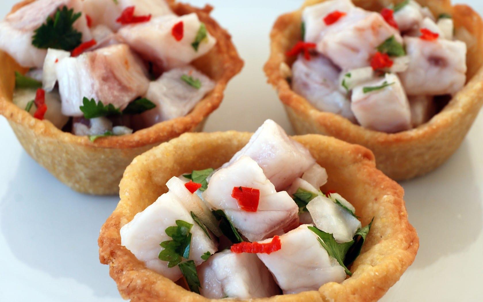 Fel de mâncare tradițională: ceviche - un preparat delicios din pește