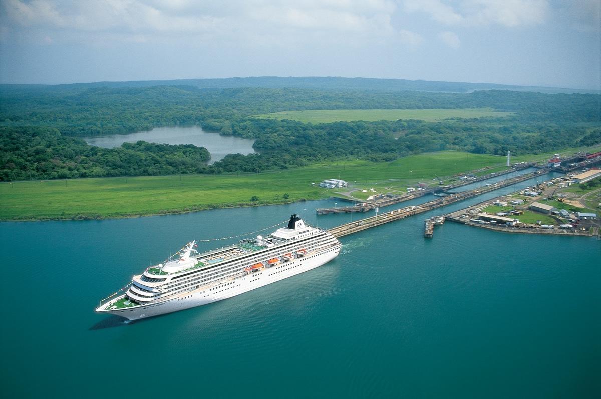 Canalul Panama, renumit la nivel mondial