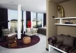 Camere elegante şi cochete din 25 hours Hotel Wien