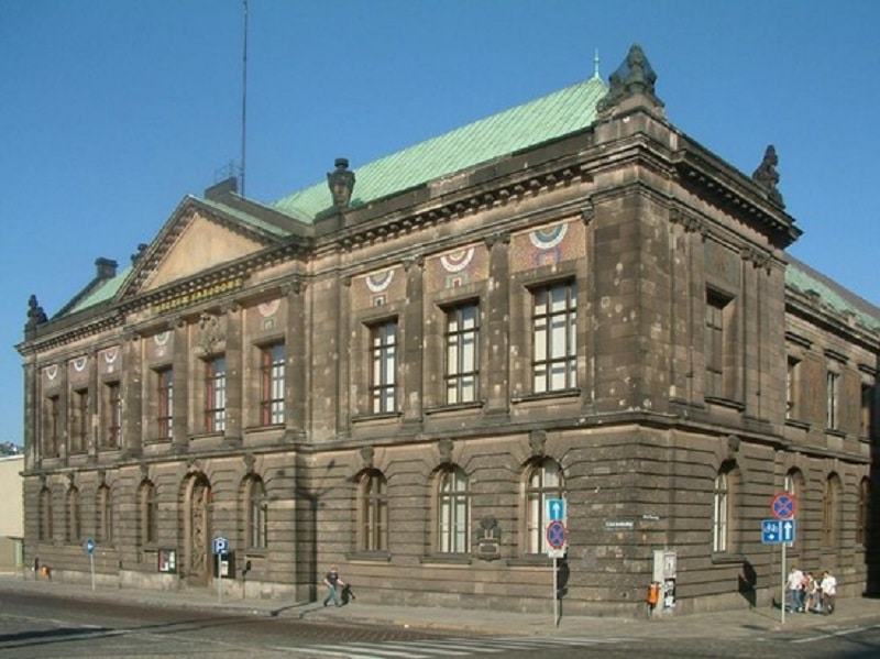 Muzeul Național - un obiectiv turistic foarte apreciat