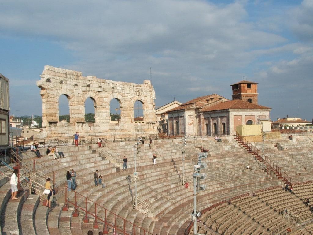 Amfiteatrul Roman din Verona