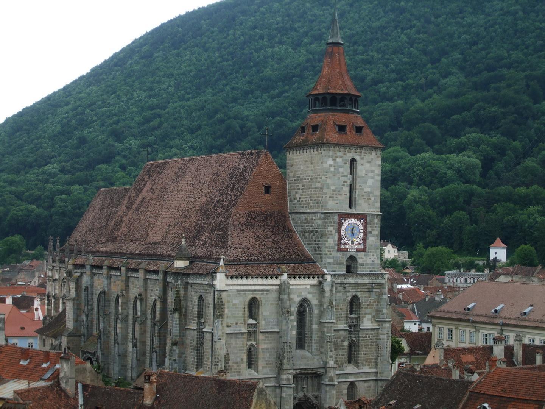 Biserica Neagră, Brașov