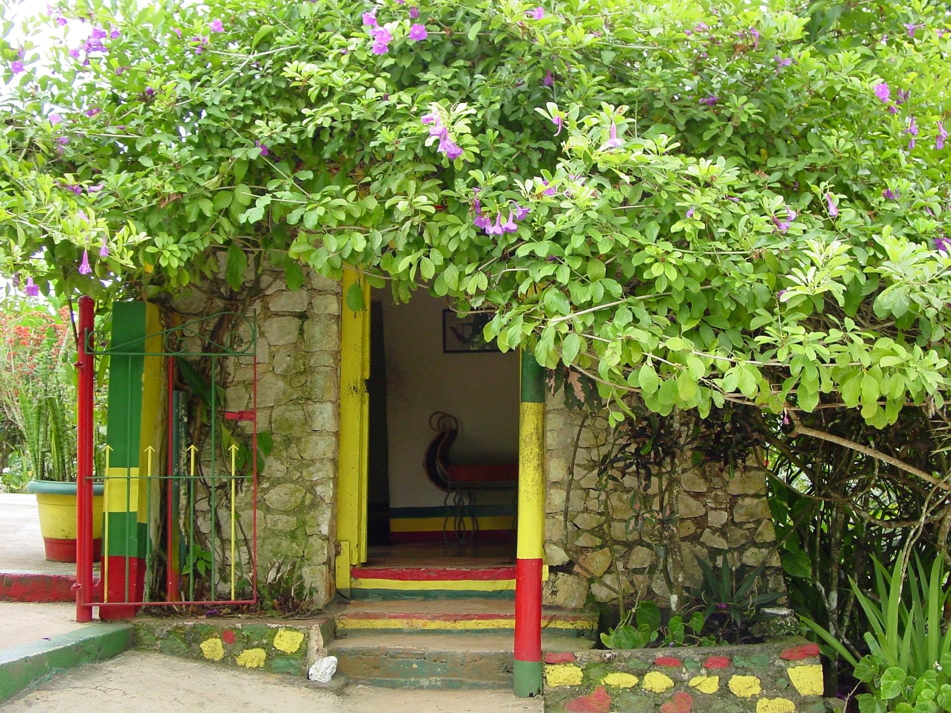 Casa lui Bob Marley, reprezintă un punct de atracție al Jamaicăi