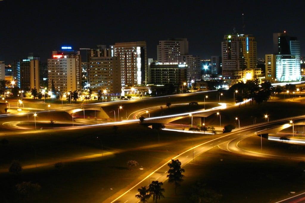 Brasilia noaptea