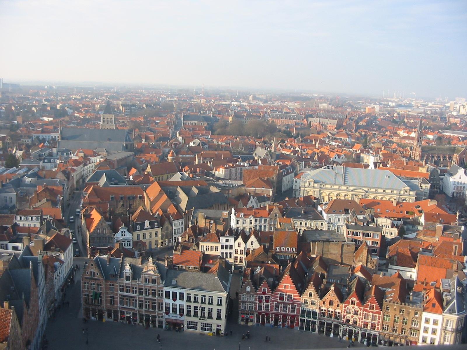Bruges, un oraș plin de atracții turistice