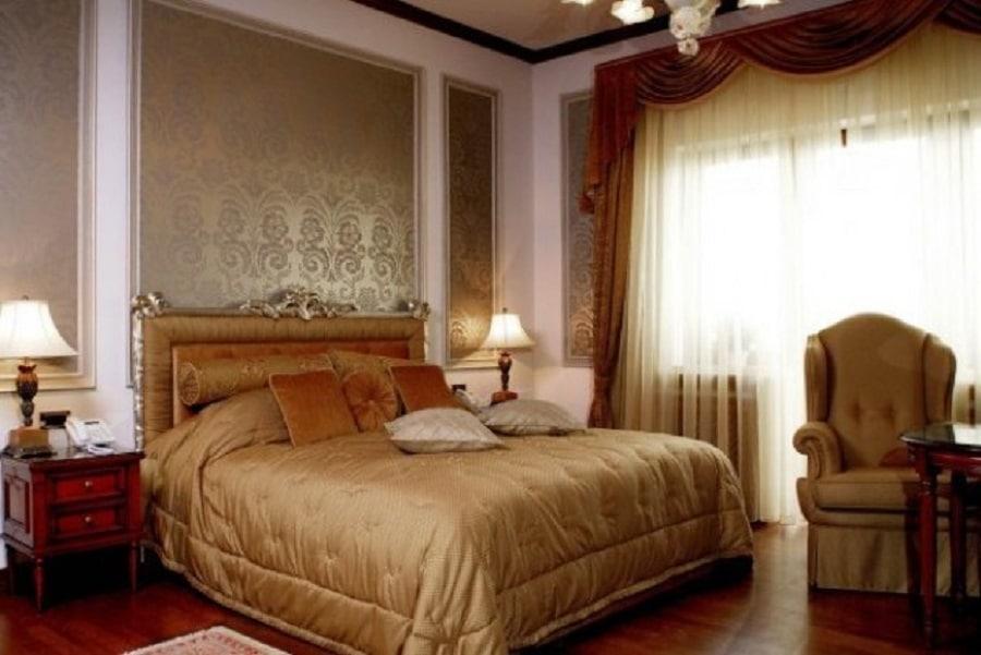 Design deosebit în interiorul Hotelului Carol Parc din Bucureşti