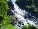 Cascada Bâlea are cea mai frumoasă cădere de apă din România