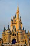 Castelul Cenușăresei la Walt Disney World