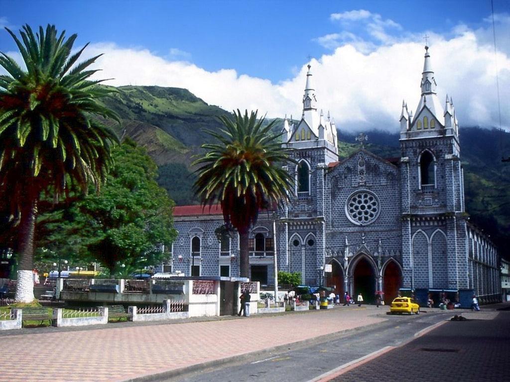 Catedrala din Baños