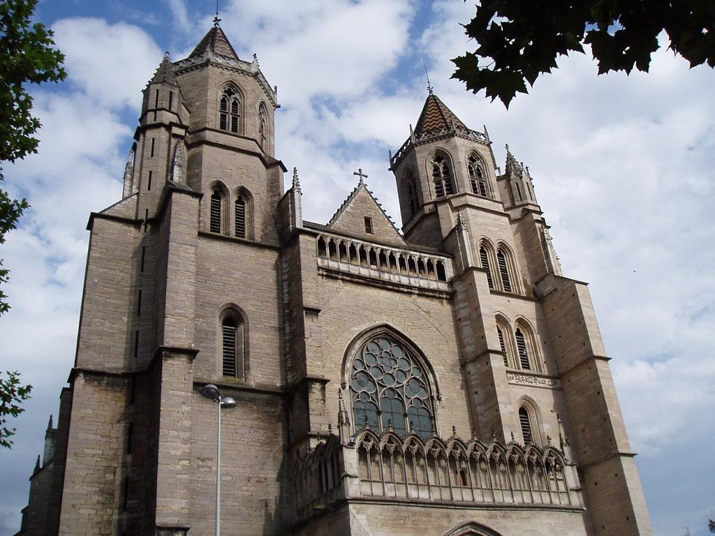 Palatul Ducal, Dijon