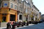 Centrul Istoric, una dintre cele mai apreciate zone din București