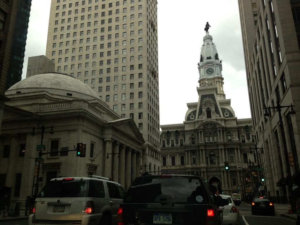 Centrul orașului și clădirile sale istorice