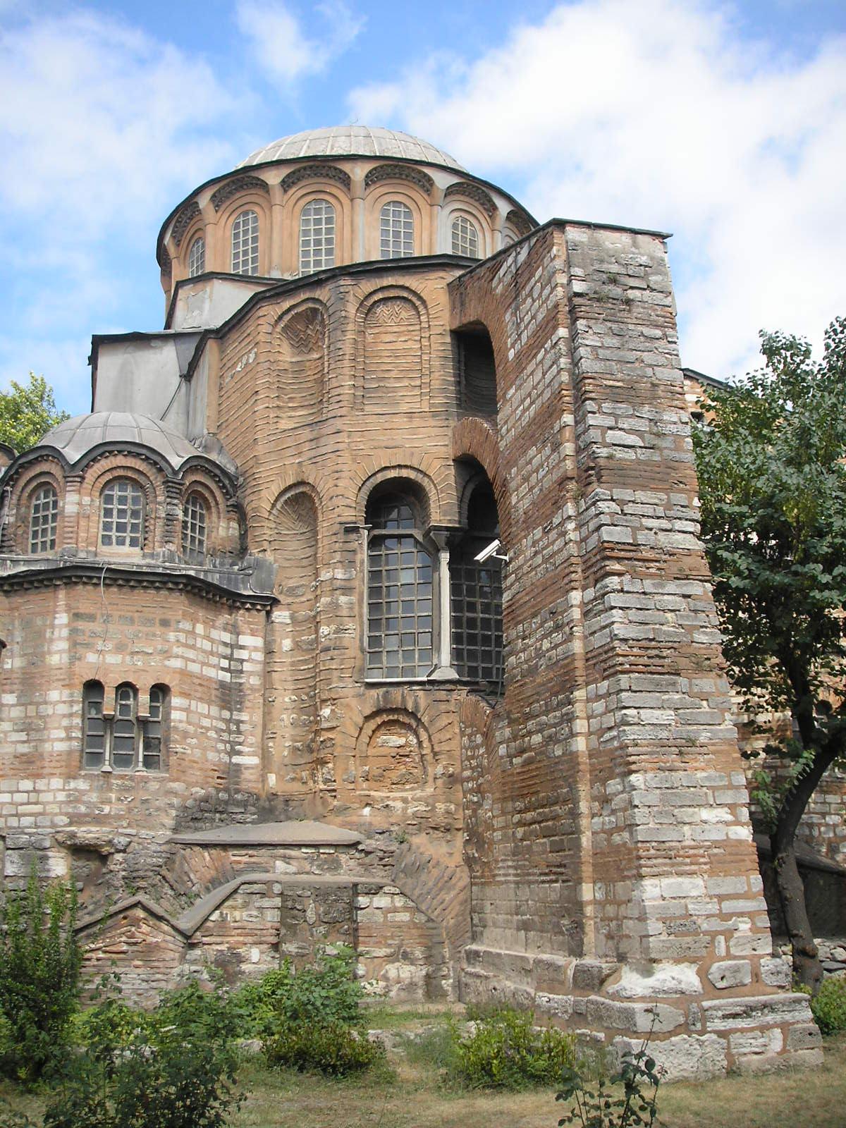 Biserica Chora, oraşul Istanbul