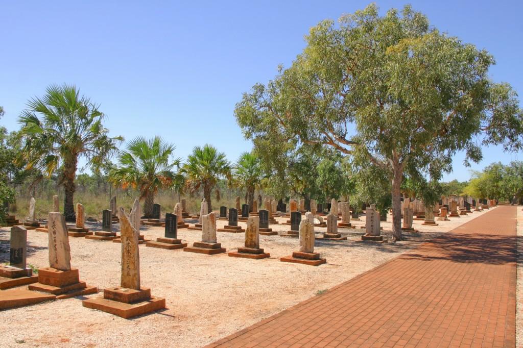 Cimitirul japonez din Broome