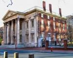 Clădiri ca aceasta justifică efortul de a parcurge Philadelphia pe jos