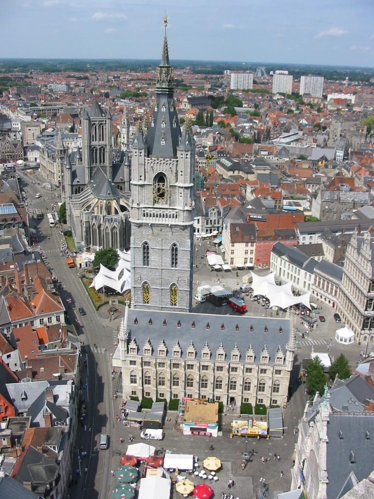 Clopotnița din Ghent
