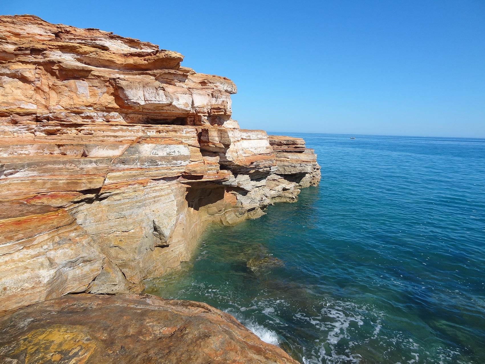 Coastele stâncoase ale Australiei