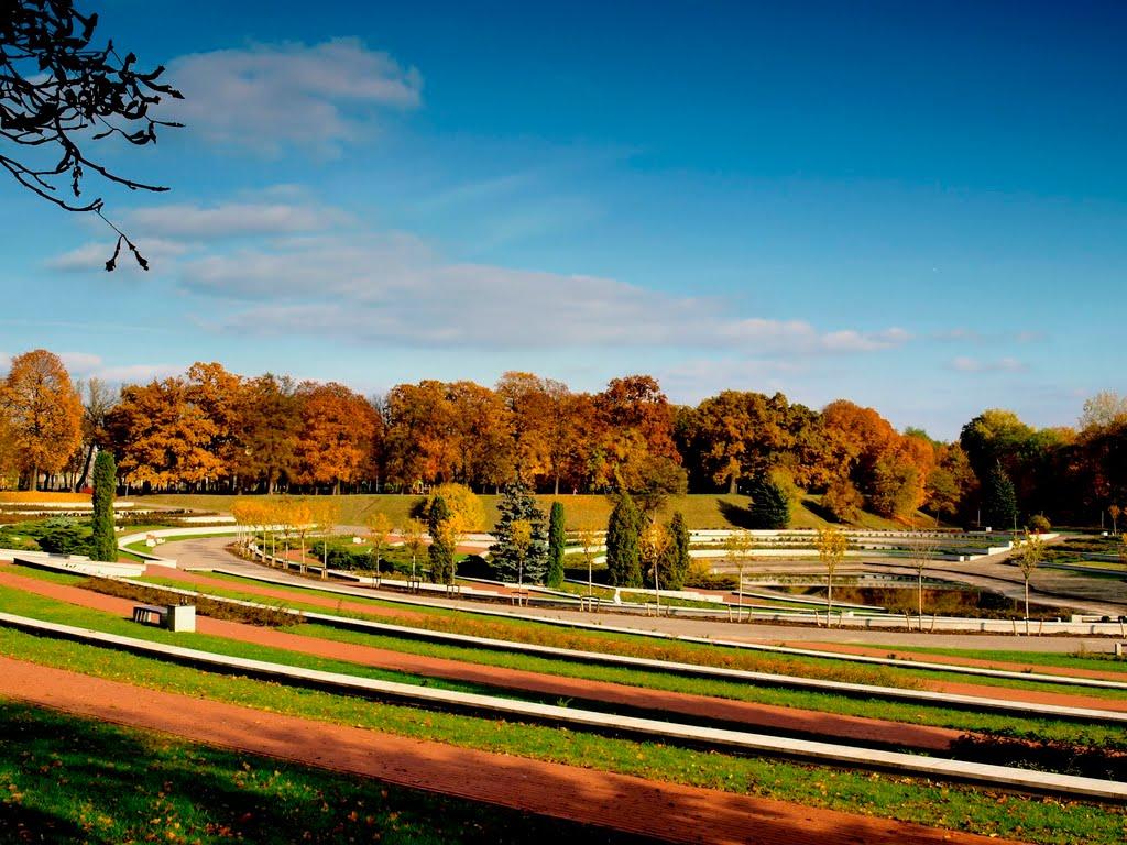 Parcul Cytadela, ideal pentru plimbări și relaxare