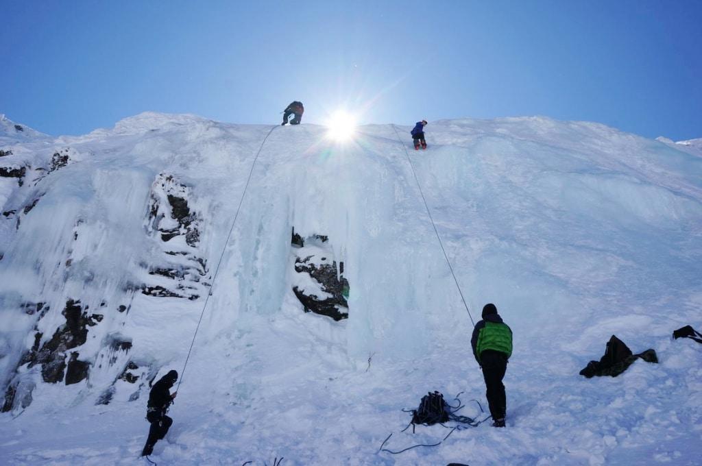 Bâlea, un loc ideal pentru sporturile de iarnă