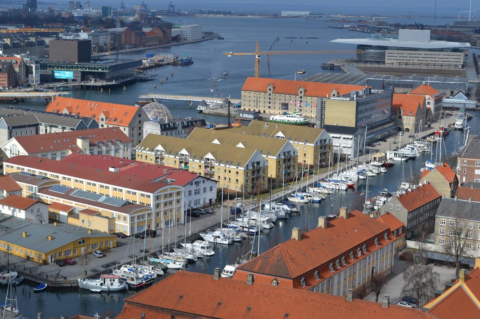 Oraşul Copenhaga, Danemarca