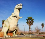 Dinozaurii din Cabazon - Mr. Rex