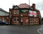 E imposibil să existe un pub fără referințe sportive, nu în Bristol cel puțin