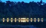 Cele 10 corturi de lux de pe lacul Cheow Larn
