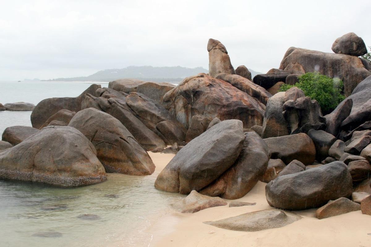 Formațiuni bizare pe Insula Koh Samui