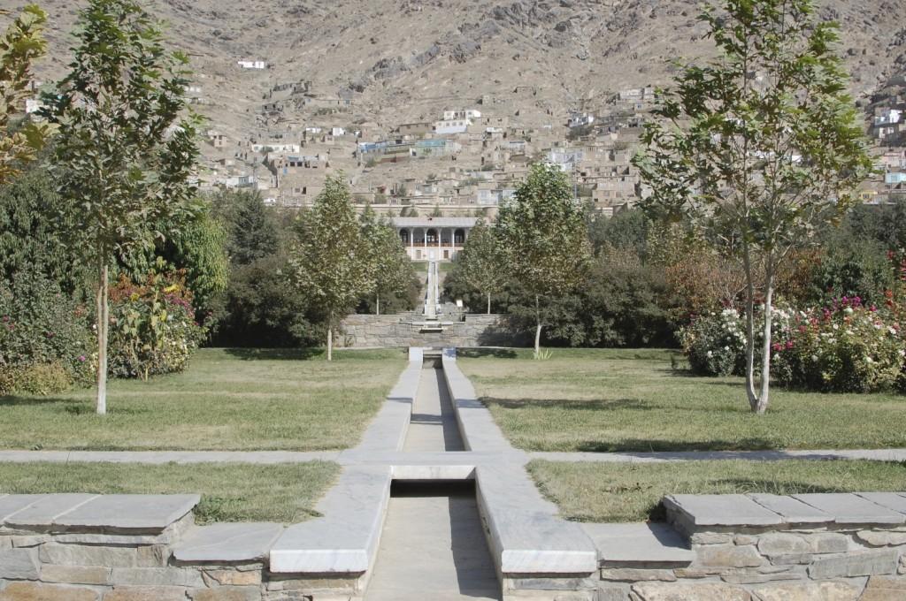 Grădinile Babur