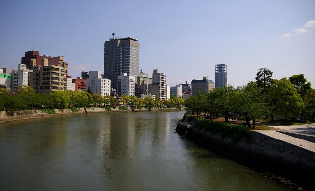 Hiroshima, o metropolă modernă
