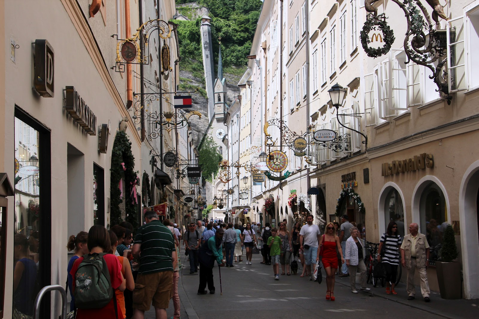 Forfota oraşului Salzburg