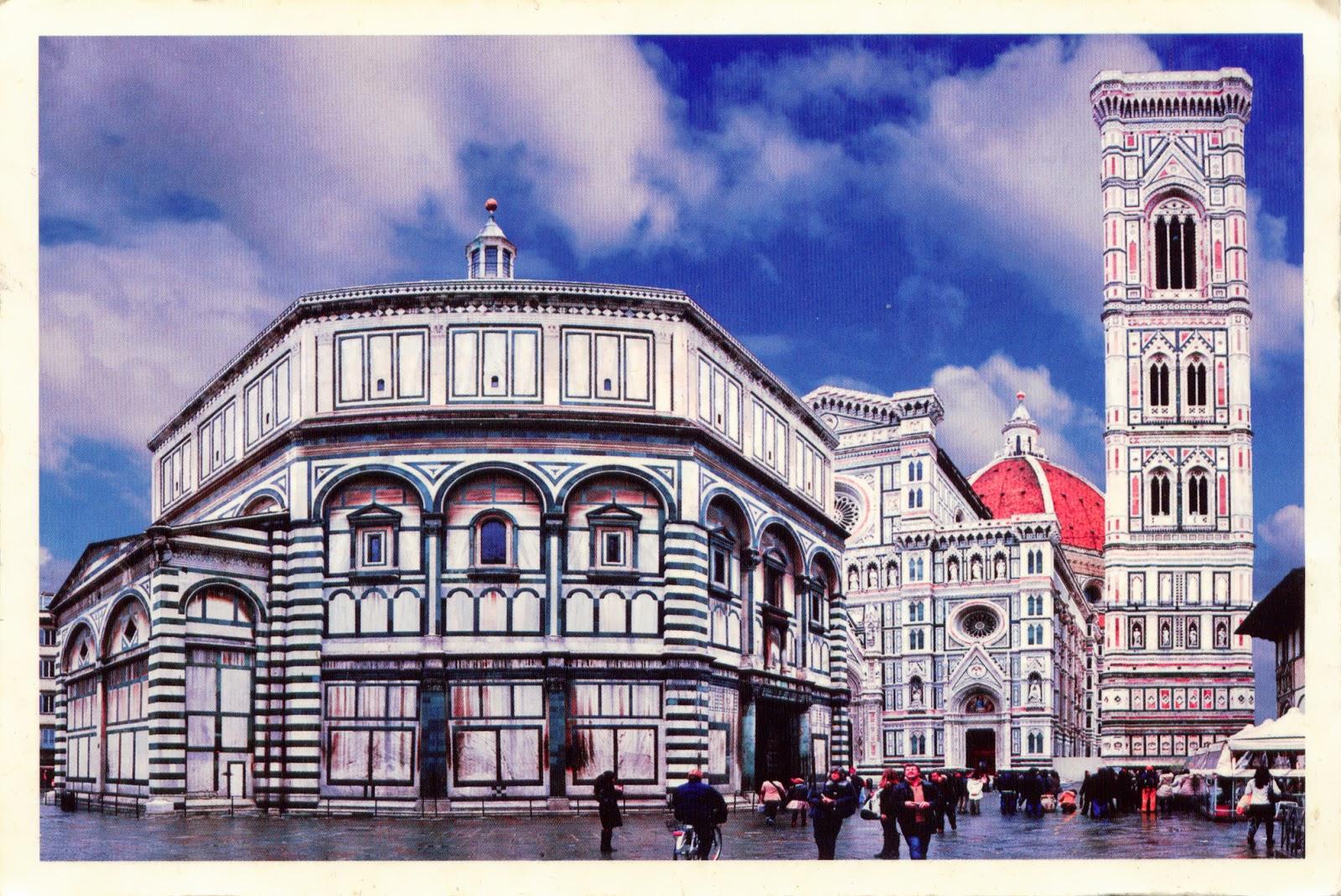 Centrul istoric al orașului Florența - parte a Patrimoniului Mondial UNESCO