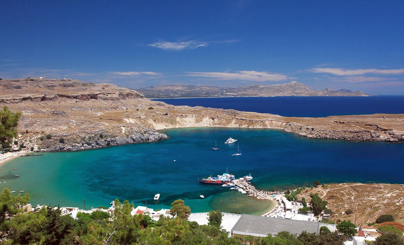 Insula Rhodos, o splendoare în Grecia