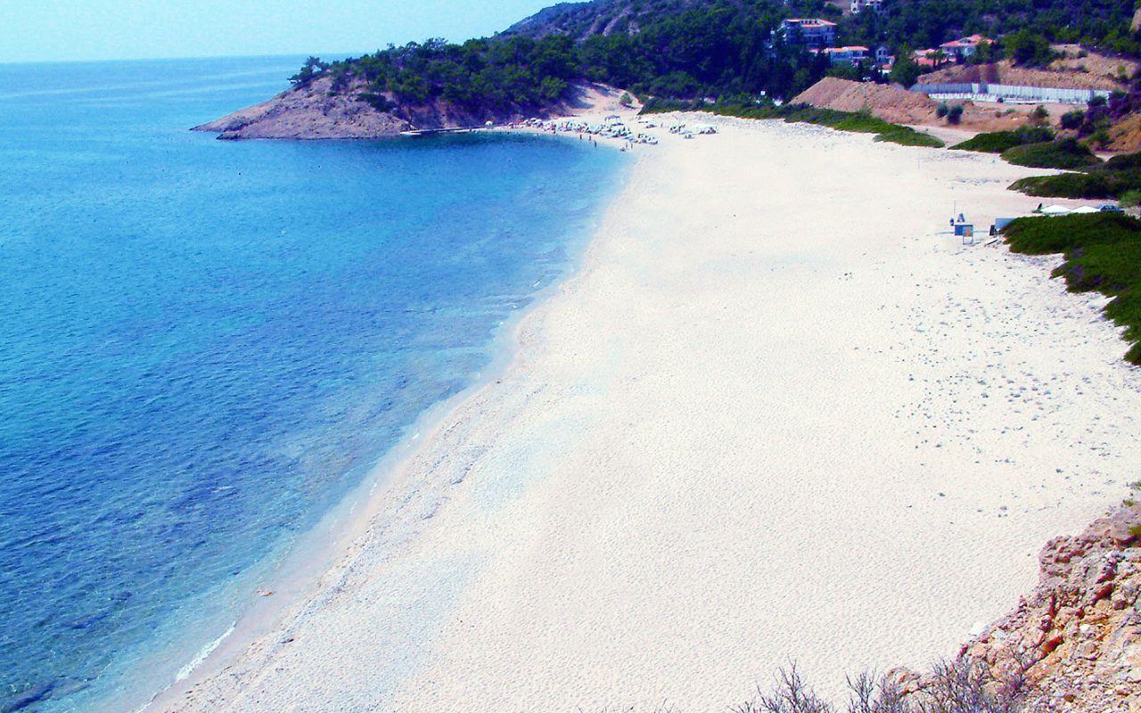 Insula Thassos, locul perfect pentru a petrece o vacanță reușită
