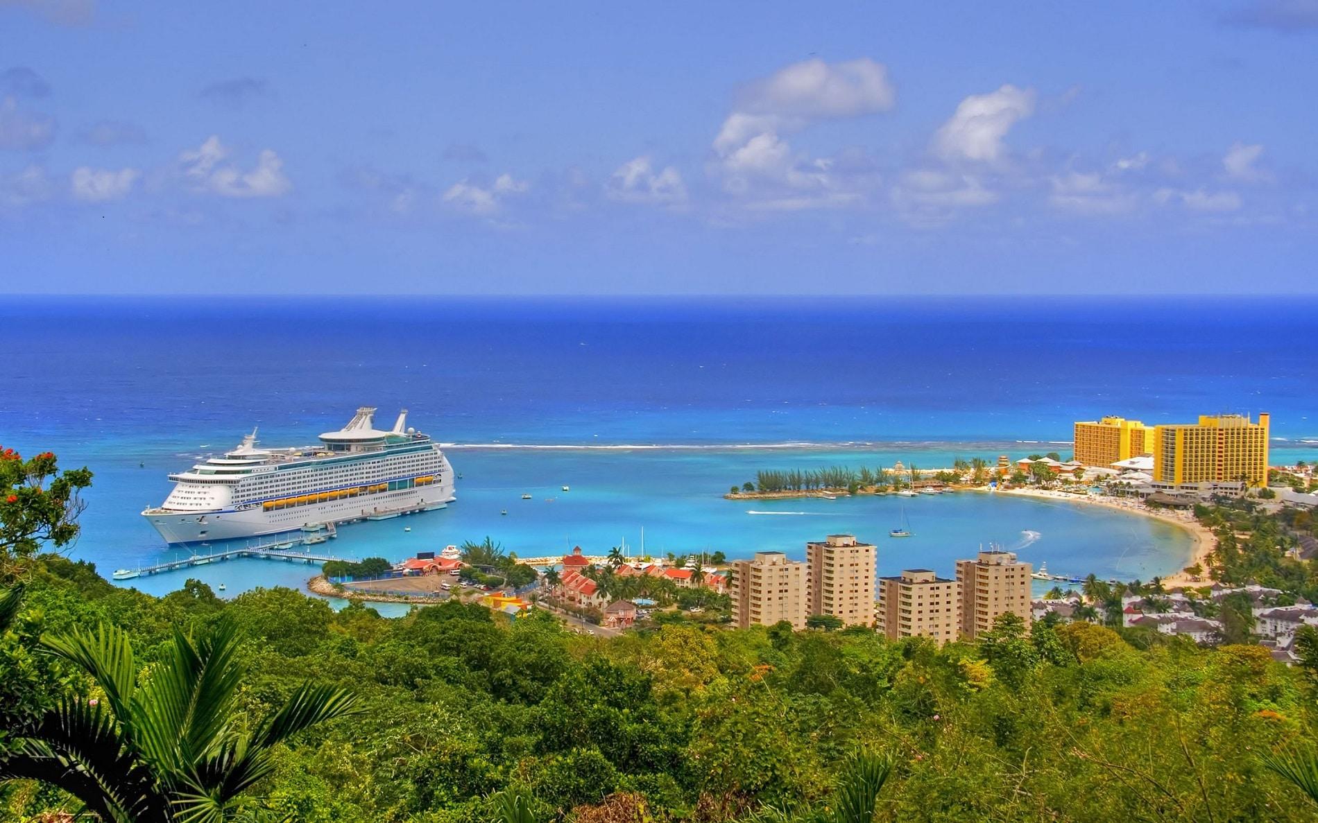 Jamaica, dezvoltată din punct de vedere turistic