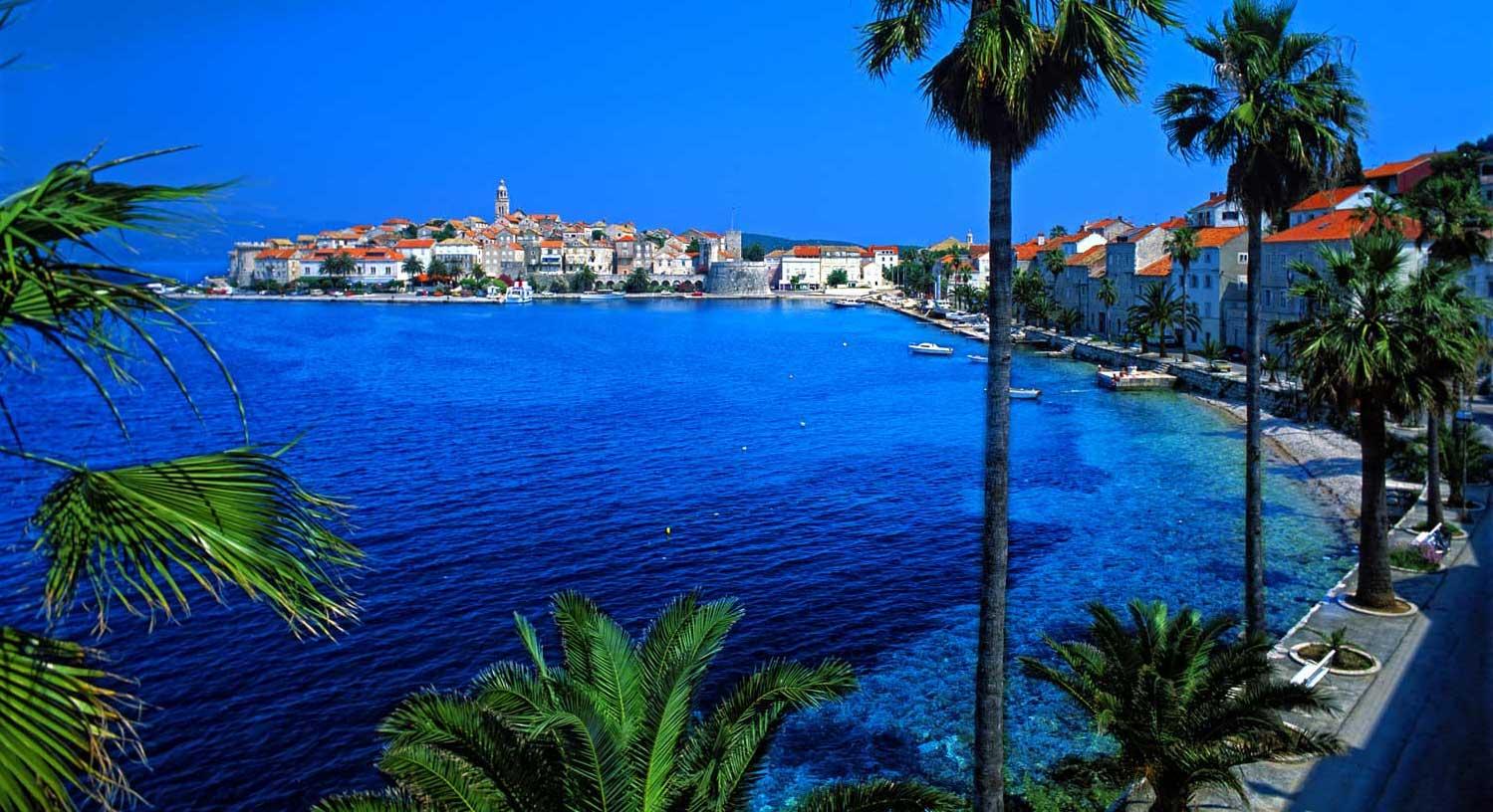 Insula Korcula, Croația