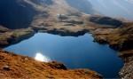 Lacul Capra, comoara ascunsă a Munţilor Făgăraş