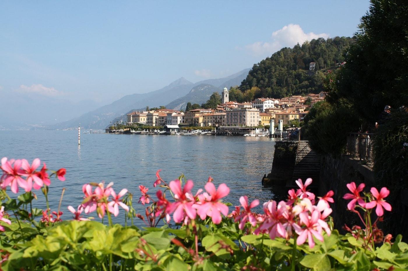 Lacul Como, un mic paradis în Italia