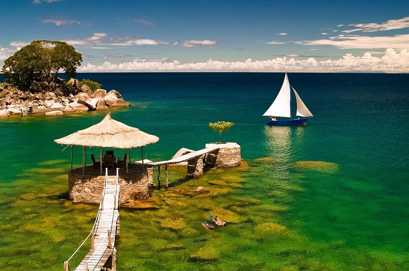 Lacul Nyasa, Africa