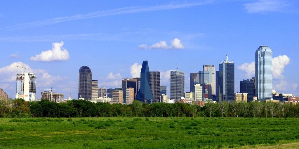 Locuitorii din Dallas cunosc importanța spațiilor verzi