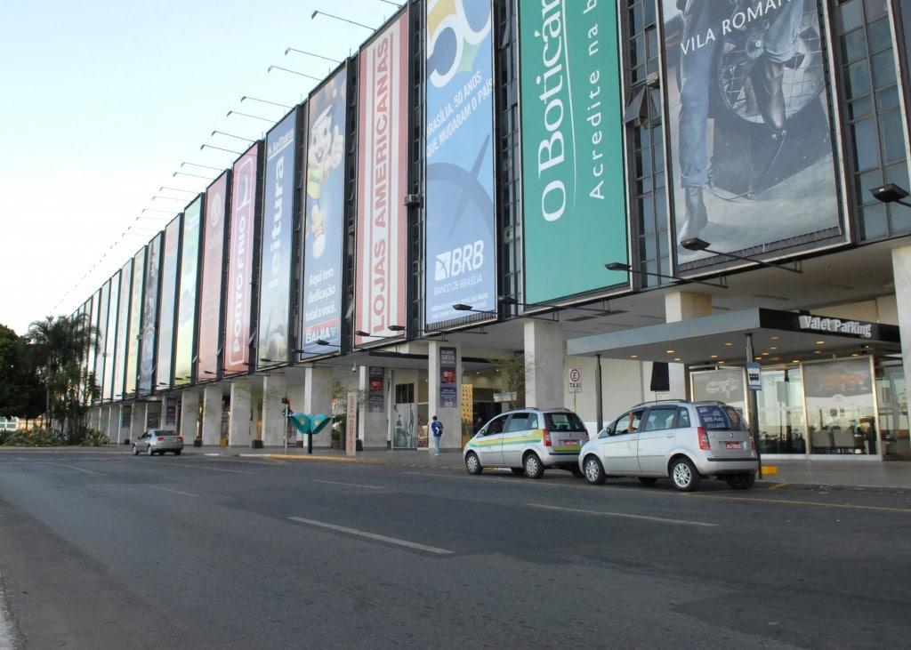 Mall în Brasilia