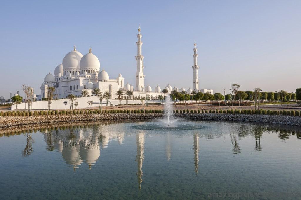 Marea moschee- un edificiu uluitor!