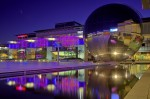 Millenium Square din Bristol, dinamism și modernitate într-un oraș fără vârstă
