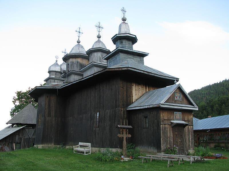 Mănăstirea Găvanu, comuna Mânzăleşti