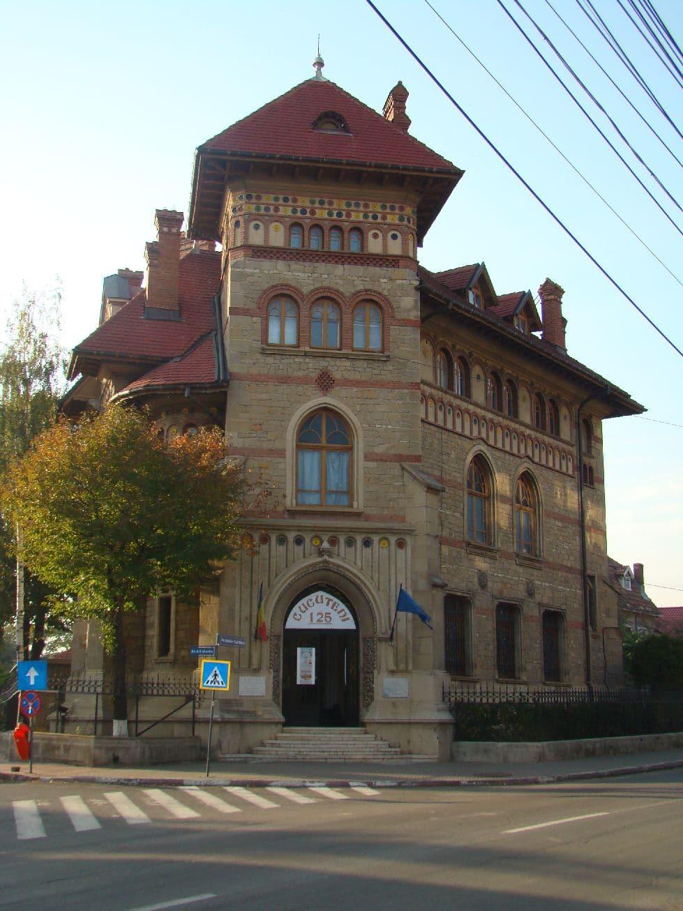 Muzeul Cucuteni - Curtea Domnească, Piatra Neamț